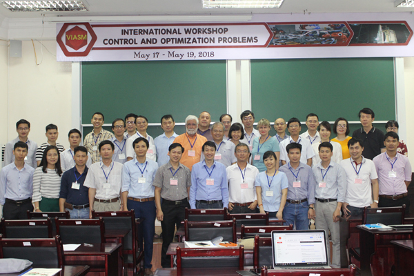 The Workshop on Control and Optimization Problems