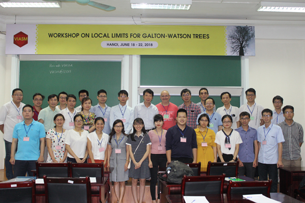 Workshop on Local Limits for Galton-Watson Trees