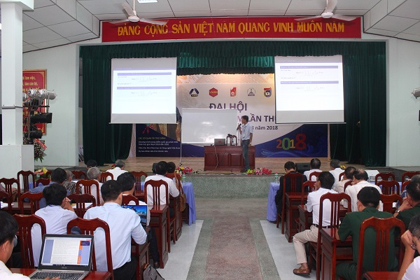 THE 9TH VIETNAM MATHEMATICAL CONGRESS, 2018