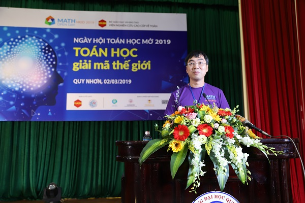 MATH OPEN DAY CENTRAL VIETNAM 2019