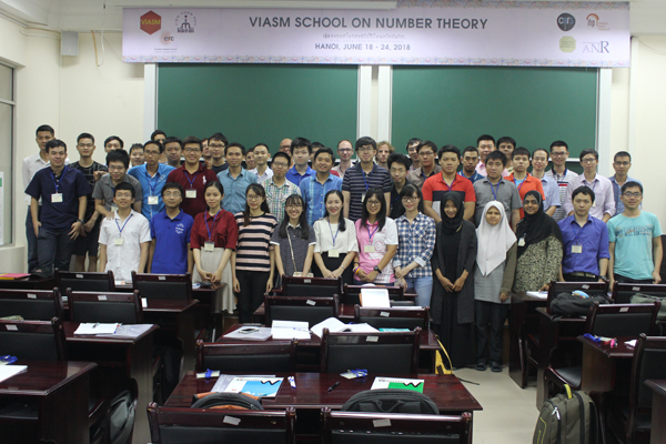 VIASM school on Number Theory
