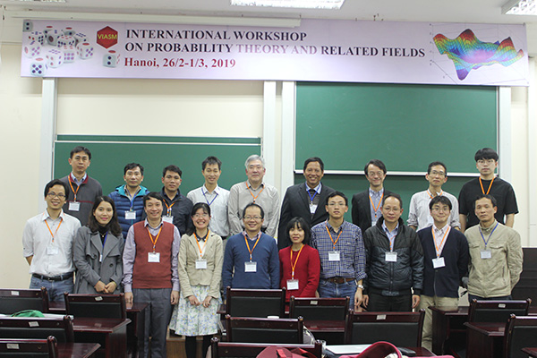 International Workshop on Probability Theory and Related Fields