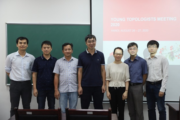 "Hội thảo ""Young Topologists Meeting 2020"""